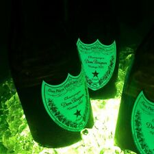 Dom Perignon Champagne Luminous 750ml EMPTY bottle (Dom P Light Up)