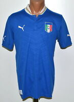 ITALY NATIONAL TEAM 2012/2013 HOME FOOTBALL SHIRT JERSEY PUMA SIZE M ADULT