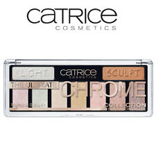 [CATRICE COSMETIC] The Ultimate Chrome Eyeshadow Palette 10g NEW