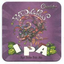 15 Ryediculous IPA Chameleon Brewing Beer Coasters