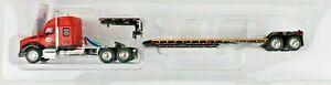 Kenworth T880 w/Fontaine Lowboy Trailer J&M MFG 1/64 Diecast SpecCast JMM-102