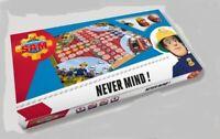 Never Mind Feuerwehrmann SAM Spiel mit 16 Figuren