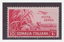 SOMALIA  1936 -  POSTA AEREA  LIRE  10   NUOVO *