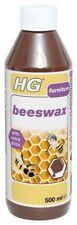 HG Beeswax Brown - 500ml