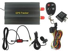 TK103B Vehicle Car GPS SMS GPRS Tracker Real Time Tracking Device System