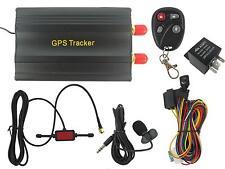 Hot Mini GSM SMS Vehicle Car GPS Tracker Tracking Device TK103B Alarm System