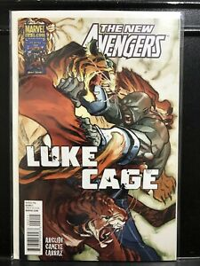 New Avengers Luke Cage #2 (2010 Mini-Series Marvel) Combined Shipping Deal
