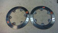 1985 Honda V65 Sabre VF1100 H881-5. front brake rotors left right