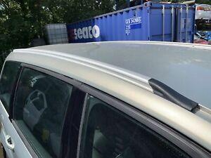 2011 Ford Galaxy Zetec Mk3 Silver D8 ROOF RAIL RACKS PAIR