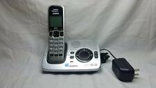 Uniden DECT1580-3 DECT 6.0 Cordless Phone Answering Machine Base w/ 1 Handset
