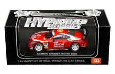 KYOSHO 1:64 BEADS COLLECTION 2006 SUPER GT BANDAI DIREZZA SC430  RED K06491D