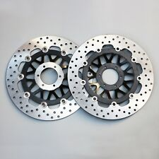 New Front Brake Disc Rotors For Honda RS125 RS250 CB400 CBR400 RVF400 VFR400