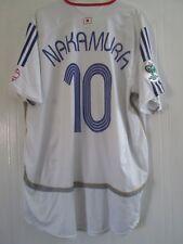 Japón 2006 Nakamura lejos WC Camiseta De Fútbol Talla XL/43922