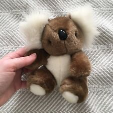 small plush koala bear marsupial milaca mills inc Australian brownish grey Euc