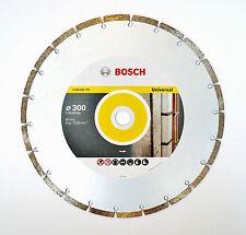 BOSCH Trennscheibe Diamanttrennscheibe Universal Ø 300 x 22,23x2,8 mm 2608602795