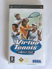 Virtua Tennis: World Tour - Game  PSP