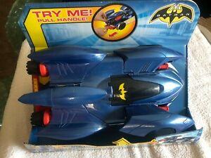 Batman Batmobile Transform and Attack Mattel  (B06)