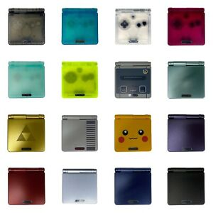 Nintendo Gameboy Advance SP Shell Housing Game Boy IPS Ready *CHOOSE YOUR COLOR*