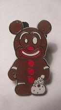 Disney Pin Limited Release Vinylmation Gingerbread Walt Disney World 2009 pin499