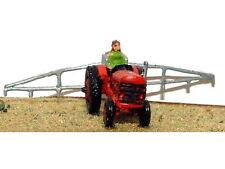 Langley Models A26 - Traktor mit Sprühvorrichtung - Spur N - NEU
