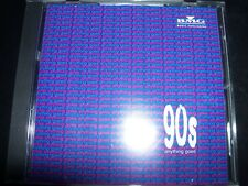 BMG Promo 90's Anything Goes Various CD Spice Girls Kylie Minogue Placebo Boyzon