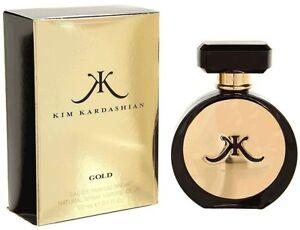 KIM KARDASHIAN GOLD * Kim Kardashian 3.4 oz / 100 ml EDP Women Perfume Spray