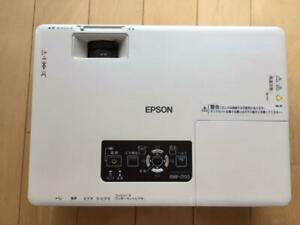 EPSON Projector EMP-1700 White Home Theater Cinema Multimedia From Japan (M1475)