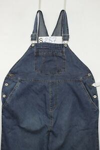 Salopette baby and me (Code S287) Taille M Maternité Jeans D'Occassion Vintage