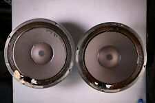 Altec 414A PAIR 16 ohm 12 Inch Woofers Hammertone Green - Need Refoaming