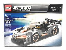 LEGO 75892 McLaren Senna Speed Champions NEW IN BOX SEALED