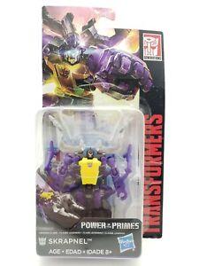 "Transformers ""Power of the Primes"" Skrapnel (Legends Class) Hasbro 2018"