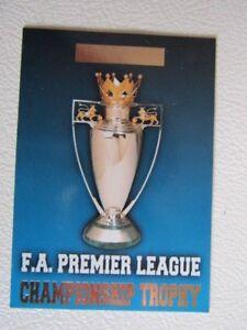 Merlin 1996 ~ 1997 Premier Gold Football Cards Variants  1-161 (ef4)