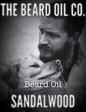 Beard Oil Thermodynamic Sandalwood Scented 30ml/1oz Tin By The Beard Oil Co.