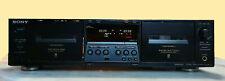 Sony TC-WE475  Doppel-Kassettendeck Dubbing + Pitch-Control