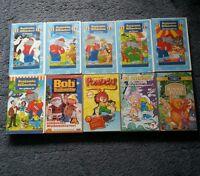 Walt Disney Winnie Puuh,Pumuckl;DieSchlümpfe,Bob der Baumeister usw. insg. 10VHS