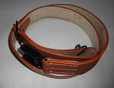 WWI German Gewehr GEW 98 Leather Rifle Sling - Reproduction