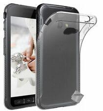 Housse etui coque gel fine Samsung Galaxy Xcover 4S + film ecran - TRANSPARENT T