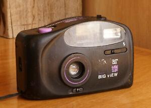 Vivitar EZ Point & Shoot 35mm Film Camera Fully Functional