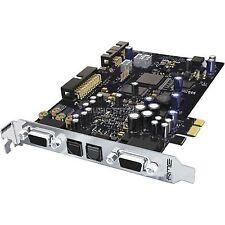 RME HDSPe AIO PCIe X 1 Interface 192 kHz 24 Bit Highest Performance Analogu