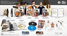 Kingsman: The Golden Circle Blu-ray SteelBook Full Slip Filmarena #93 FAC