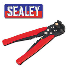 SEALEY AK225 WIRE STRIPPING TOOL AUTOMATIC ELECTRICIAN CRIMPER TERMINALS WIRIING
