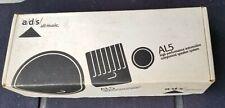 """a/d/s/ Al5 Audiophile 5.25"""" 2-way component speaker set New a/d/s. Ads"""