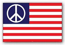 ART POSTER Peace Flag