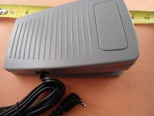 SINGER 7350-1 FOOT PEDAL MOTOR CONTROL WITH POWER CORD 1-PRONG PART#001496409