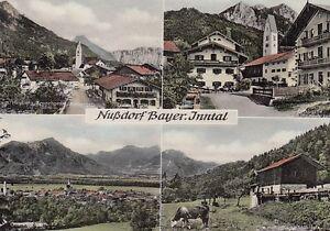 Carte Postale Bayern 8201 Nußdorf Bayer. Inntal