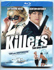 Killers - BRAND NEW factory Sealed Blu-ray with Sleeve