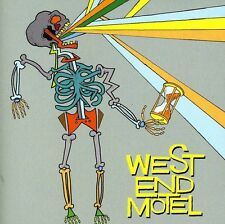 West End Motel - Only Time Can Tell [New CD]