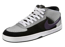 Nike Mavrk Mid 3 Skater Sneaker Freizeitschuhe Gr. 40,5 Grau Schwarz [X049]