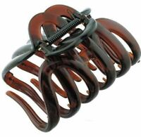 Camila Paris AD718 Tortoise Women's French Hair Clip Claw Octopus