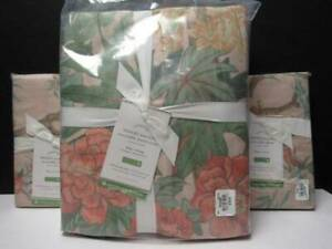 PB Mariella Reversible TENCEL™ Printed King/Cal Kn Duvet & 2 King Shams